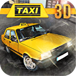 Taxi car simulator 3D 2014 icon