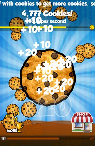 Cookie clickers für Android