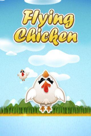 logo Fliegendes Huhn