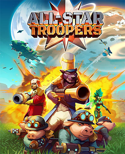 All-star troopers capture d'écran