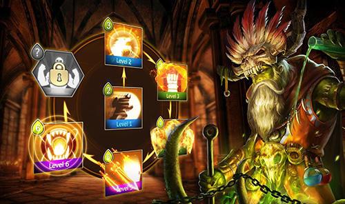 Onlinespiele Titan throne für das Smartphone