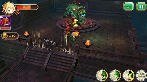 Reborn of fantasy screenshot 1
