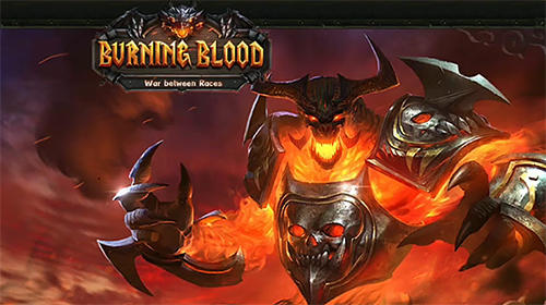 Burning blood: War between races icon