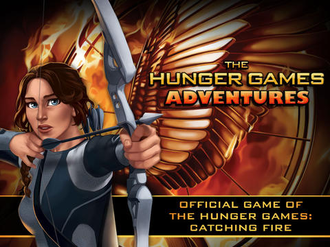 The hunger games: Adventures Screenshot