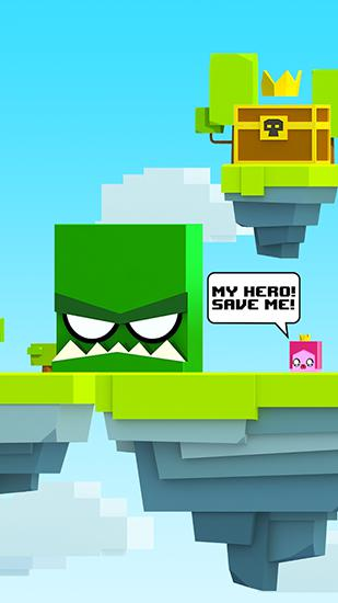 Will hero pour Android