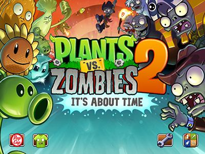 Plants vs Zombies 2 скриншот 1