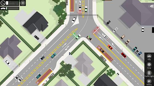 Intersection controller screenshot 4
