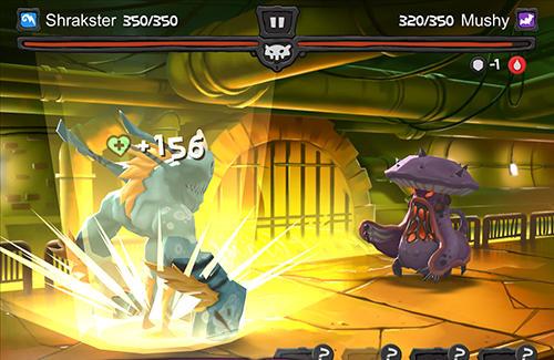 Monster buster: World invasion für Android