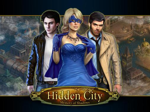 Hidden city: Mystery of shadows скриншот 1