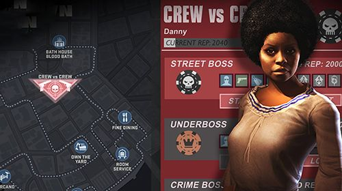 Скріншот Mafia 3: Rivals на iPhone