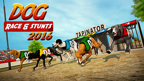 Dog race and stunts 2016 capture d'écran 1