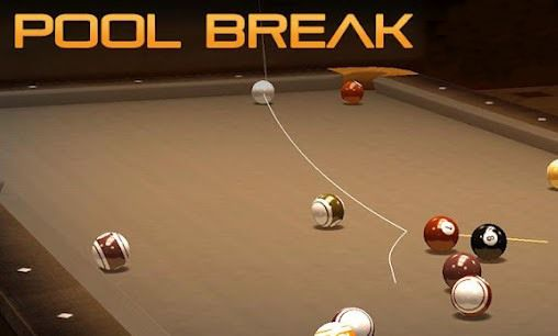 Pool break pro: 3D Billiards captura de pantalla 1