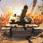 Tank strike 3D Symbol