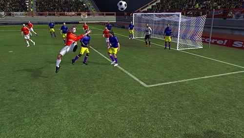 Симуляторы: скачать Dream league: Soccer 2016 на телефон