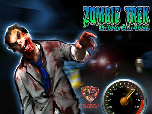 logo Chemin de survie: Conducteur contre zombi