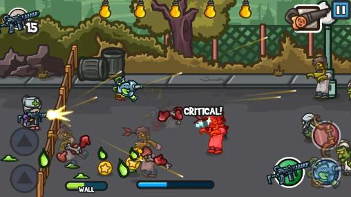 Zombie guard para Android