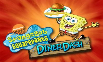 SpongeBob SquarePants: Diner dash Screenshot