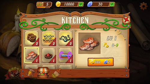 Cooking witch screenshot 1