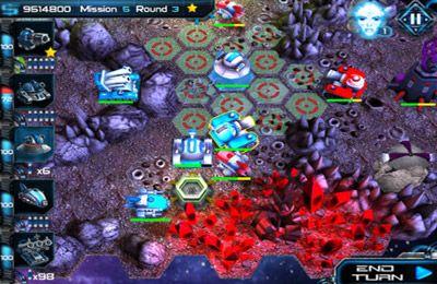 Strategiespiele: Lade Kosmische Schlachten auf dein Handy herunter
