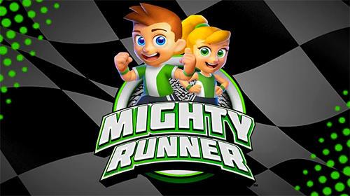 Mighty runner Screenshot
