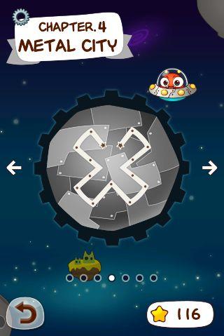 Arcade-Spiele: Lade Kosmischer Stoß auf dein Handy herunter