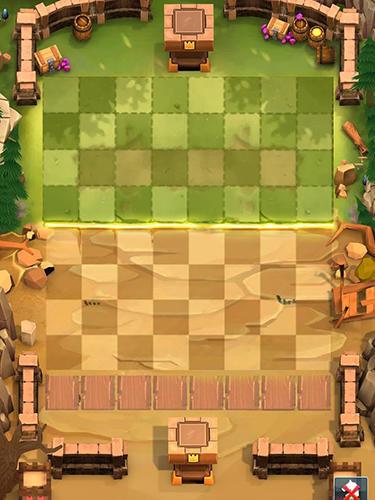 在线 Auto chess legends智能手机