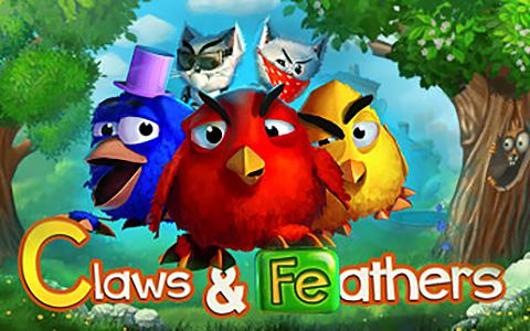 Claws and feathers: Bird stir Screenshot