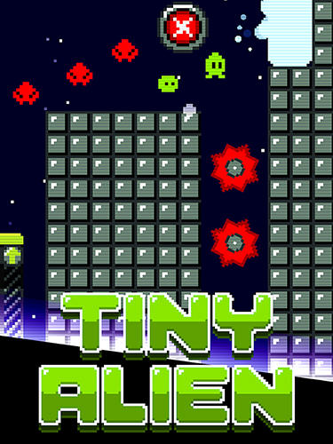 Capturas de tela de Tiny alien