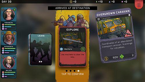 Captura de tela Táticas Xenowerk no iPhone