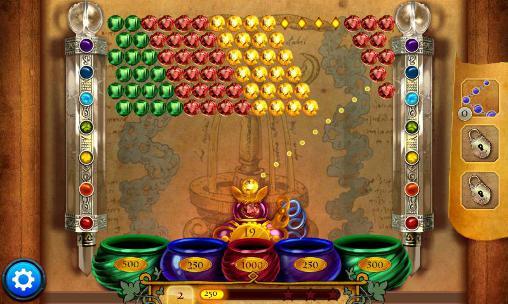 Clash of diamonds: Bubble pop screenshot 1