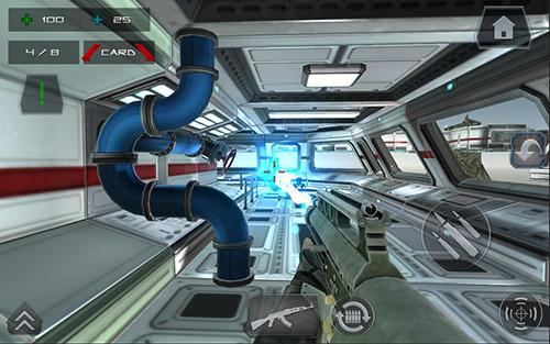 ゾンビ・シューター・ワールド・ウォー・スター・バトル・ガン 3D FPS 2 スクリーンショット1