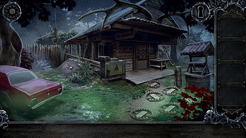 Abenteuer-Spiele Escape the ghost town 5 für das Smartphone