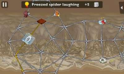Logikspiele Greedy Spiders 2 für das Smartphone