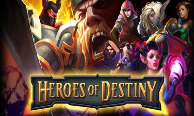 Heroes of destiny capture d'écran