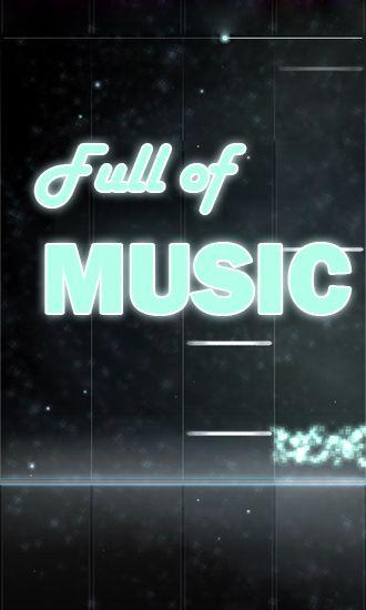 Full of music: MP3 rhythm game Screenshot