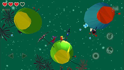 Momoko: Aventura interplanetaria