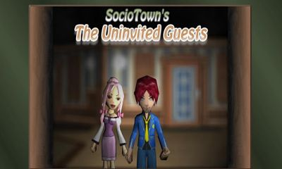 SocioTown's: The univited guets captura de pantalla 1