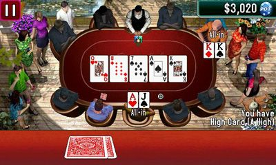 Texas Hold'em Poker 2 Screenshot