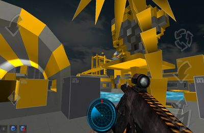 Screenshot Combat In The Fortress on iPhone