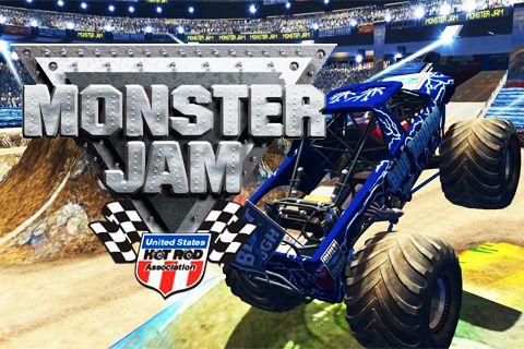 logo Monster jam game