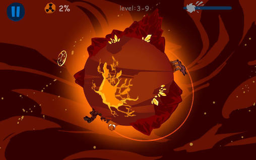 Volcano screenshot 1