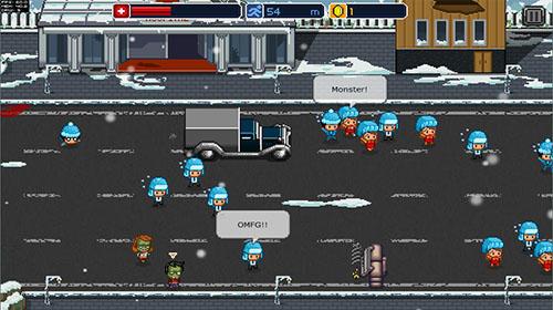 Zombiespiele Infectonator: Hot chase auf Deutsch