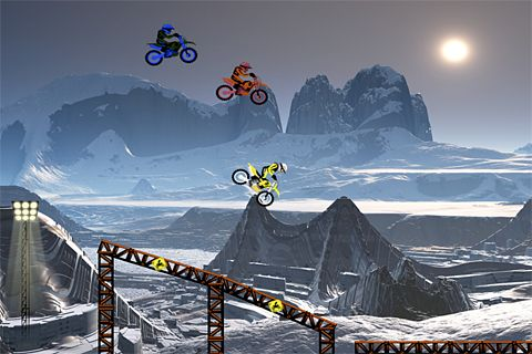 Motorbike league for iPhone