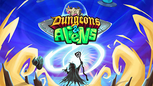 Dungeons and aliens Screenshot