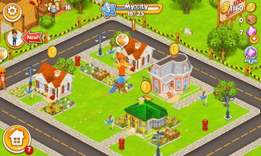 Megapolis city: Village to town für Android