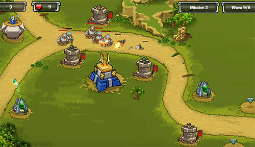 Tower defense: Kingdom wars Screenshot