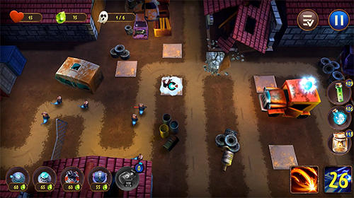 Ghost town defense für Android