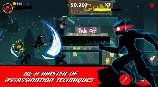 Dead slash: Gangster city for Android