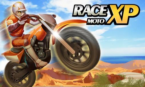 Moto race XP: Motocross Symbol