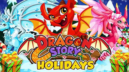 Dragon story: Holidays Screenshot